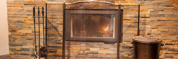 Deal of the Week Fireplace Screen