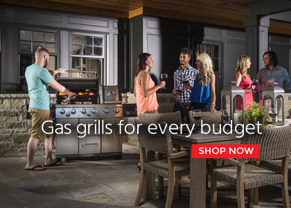 Gas grills for every budget