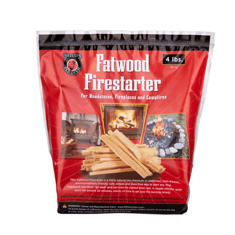 Meeco Fatwood Firestarts | Barbecues Galore