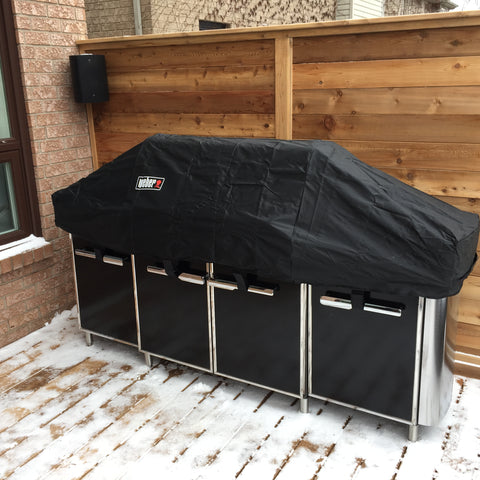 Weber Summit Grill Center Cover | Barbecues Galore