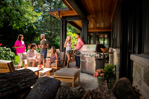 Hosting The Perfect Backyard Barbecue