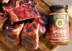 House Of Q Apple Butter Sauce   Barbecues Galore