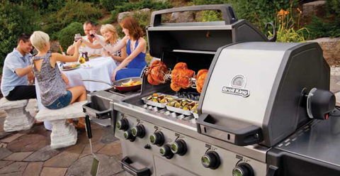 Host A Barbecue To Celebrate National Barbecue Month