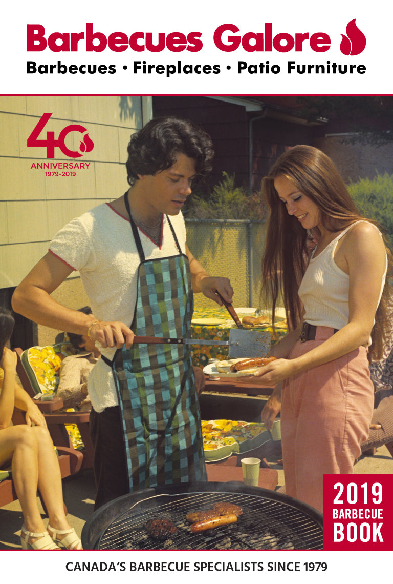 Barbecues Galore Retail Catalogue 2018