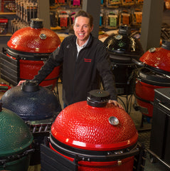 Ross Mikkelsen, President of Barbecues Galore in Calgary and the Greater Toronto Area.