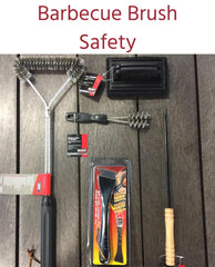 Barbecue Brush Safety