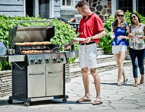 All New Broil King Baron Series | Barbecues Galore
