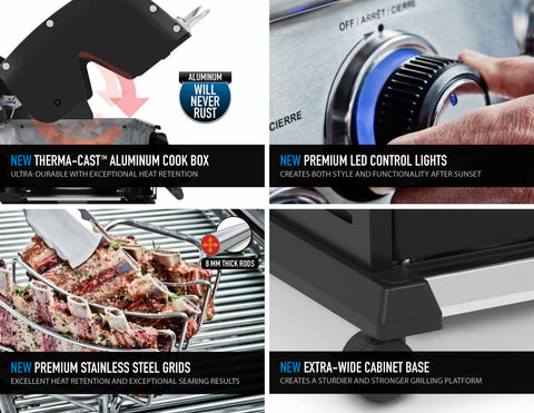 Broil King Baron PRO Features