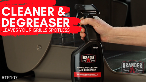 Brander Cleaner and Degreaser ONLY at Barbecues Galore