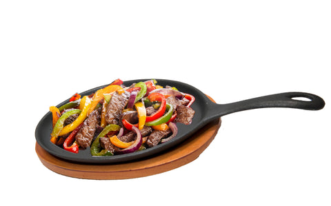cast iron pan from barbecues galore