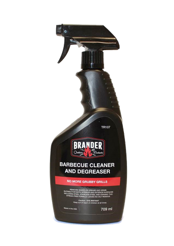 Brander Cleaner and Degreaser For All Grates and Grills