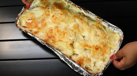 Food for Thought Blog: Quick and Creamy Scalloped Potatoes Recipe by Barbecues Galore