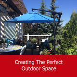 Creating the perfect outdoor space