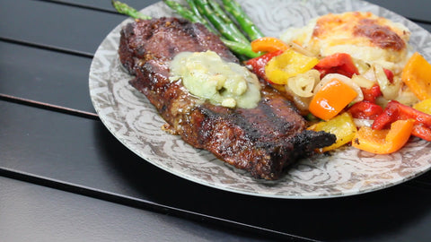 whiskey and steak recipe barbecues galore