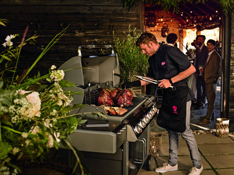 Weber Genesis II Series | Gas Grills - Barbecues Galore