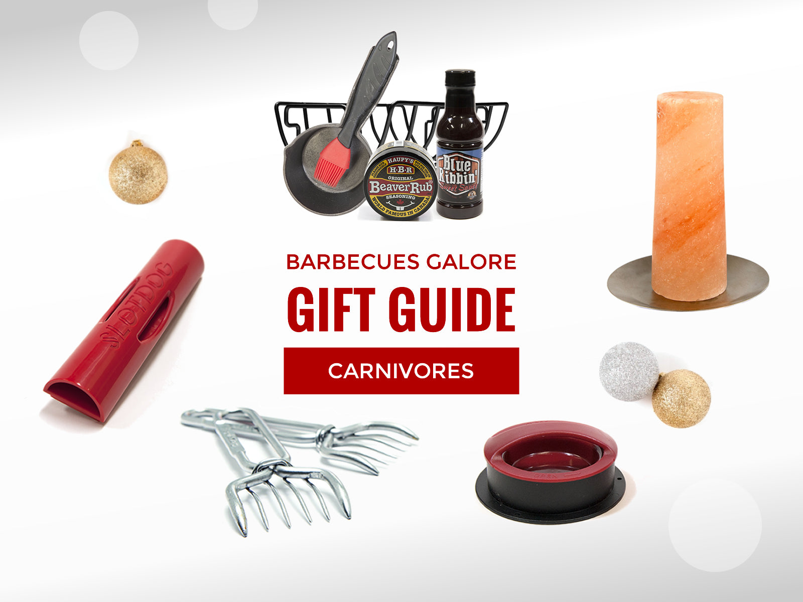 Barbecues Galore Gift Guide - Grilling Gifts For Meat Lovers