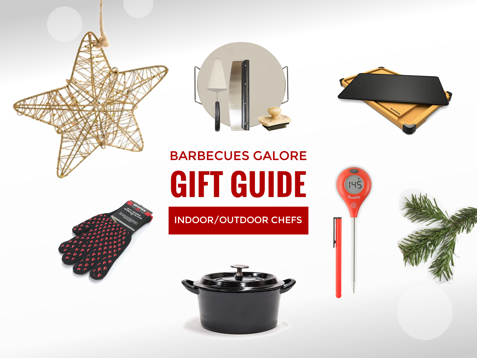 Barbecues Galore Gift Guide - Chefs Must Haves
