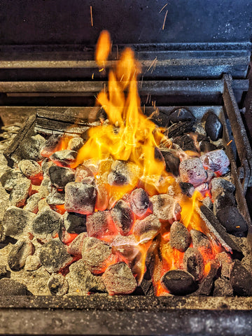 charcoal grill, barbecues galore