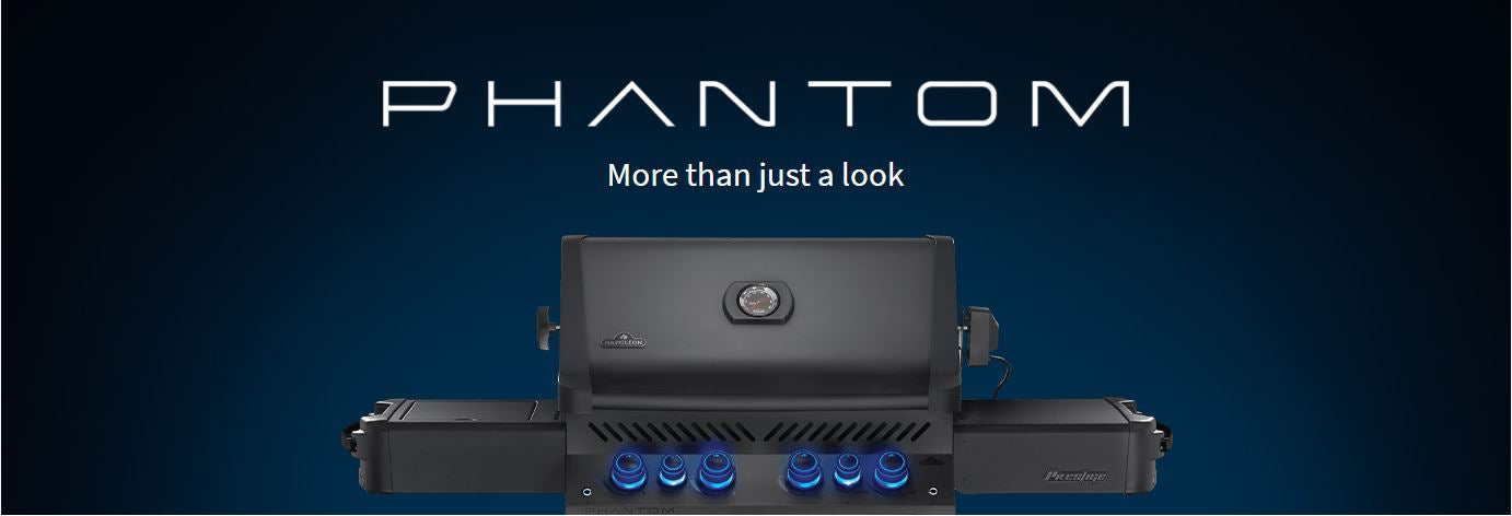 Shop Napoleon Phantom barbecues in the Greater Toronto Area and in Calgary, Alberta.