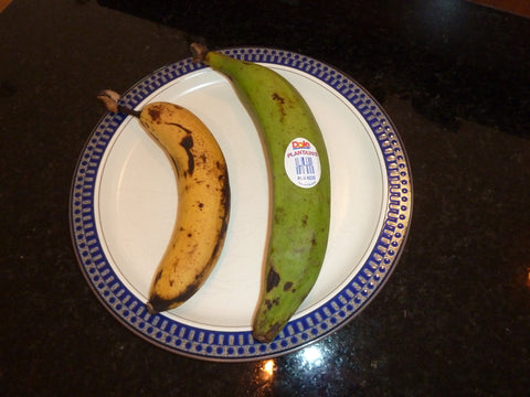 What's the difference between a banana and a plantain?
