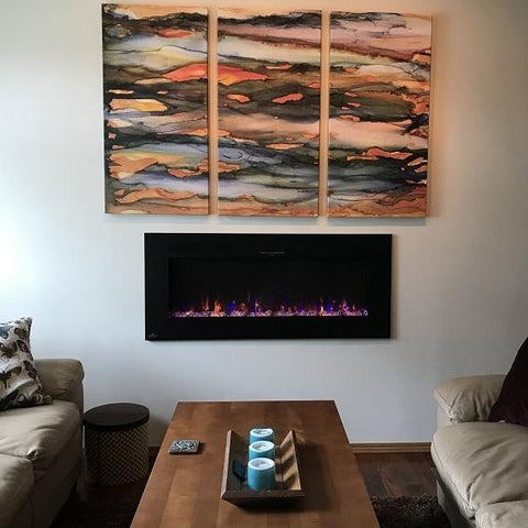 Design Inspo: Electric Fireplaces - Pros and Cons by Barbecues Galore