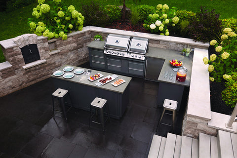 Napoleon Oasis Outdoor Kitchen Event