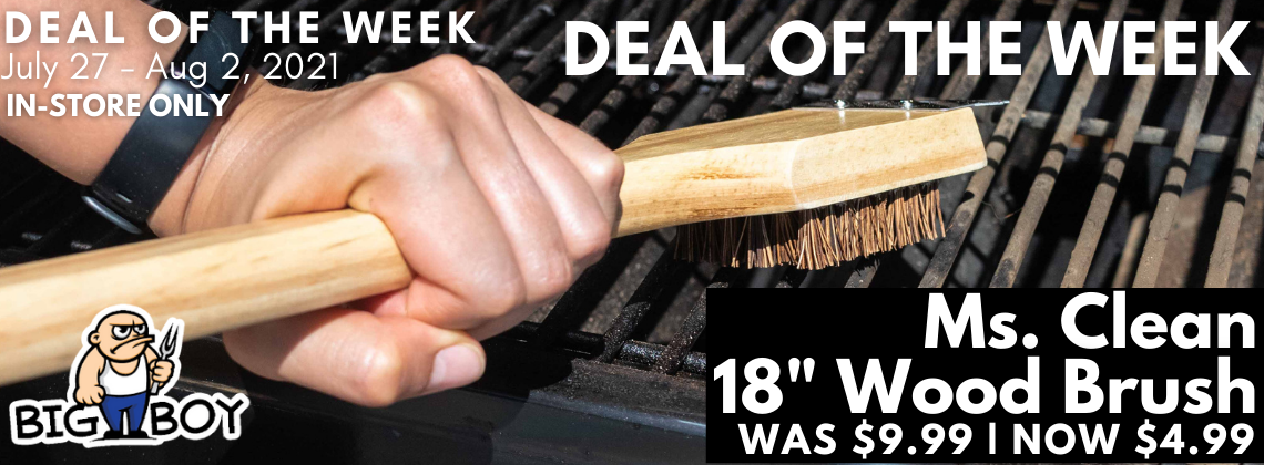 Deal of the Week at Barbecues Galore
