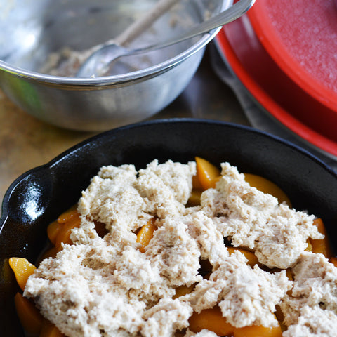 'Life's A Peach' Cobbler Recipe | Barbecues Galore
