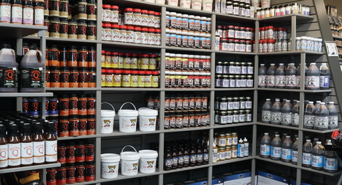 barbecue sauces, spices, marinades, and seasoning, from barbecues galore
