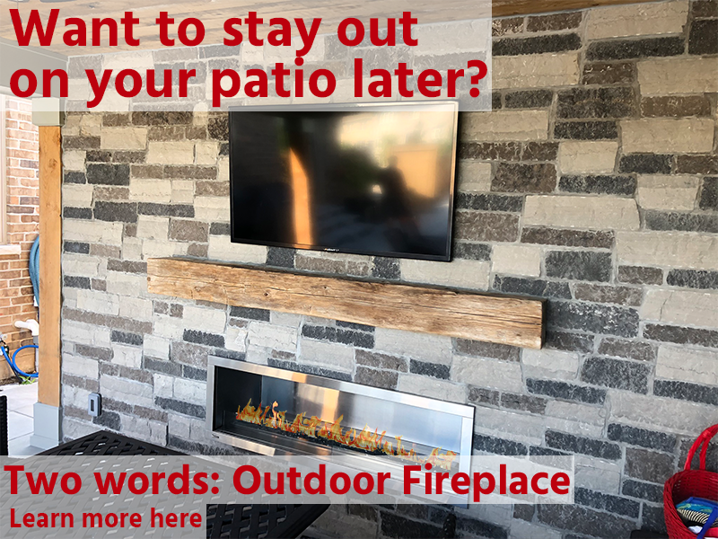 Buy your fireplace online or in-store Calgary, GTA, or Toronto and get free assembly and delivery