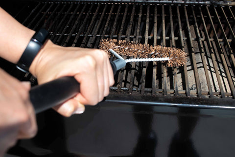 """Big Boy The Hammer 17"""" Palmyra Grill Brush ONLY at Barbecues Galore"""