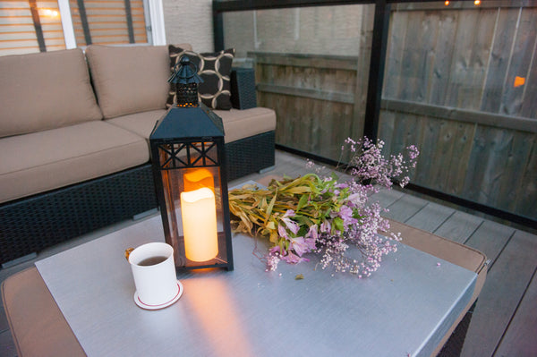 Gotta Have It | Solar Patio Lighting