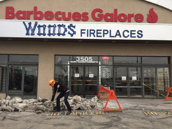 Barbecues Galore Calgary North Store Open During Renovations