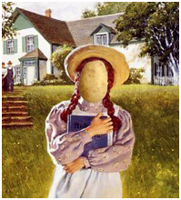Anne Of Green Gables Potato Face