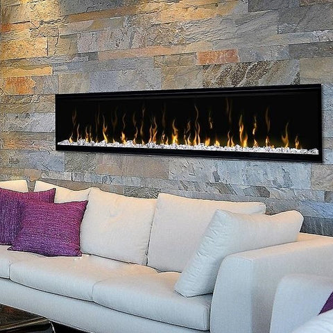 Design Inspo:  Dimplex IgniteXL Linear Electric Fireplace by Barbecues Galore