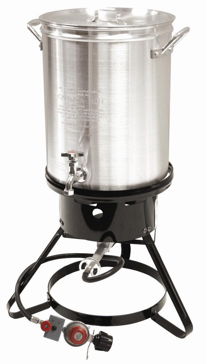 Masterbuilt Propane Turkey Fryer