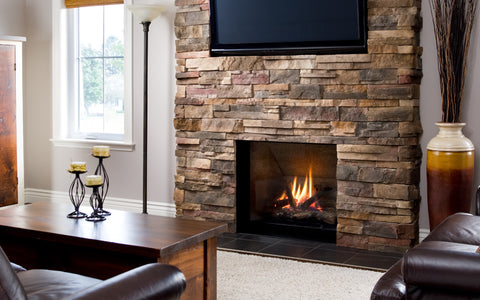Valor Gas Fireplaces Ventana
