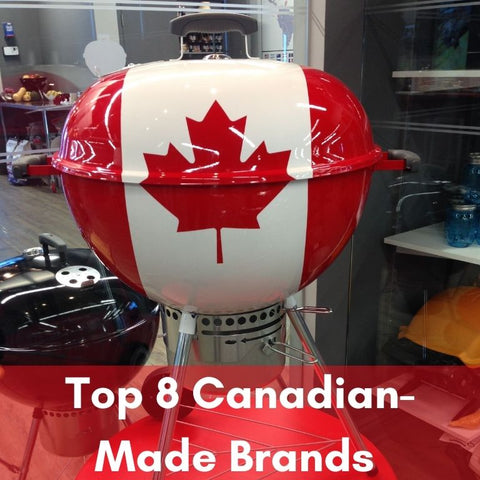 Master your Grill: Top 8 Canadian-Made Brands by Barbecues Galore