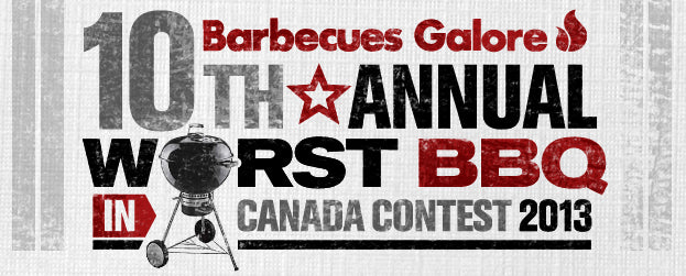 Canada's Worst Barbecue Contest 2013