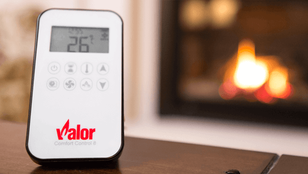 Valor Comfort Control Thermostat Remote