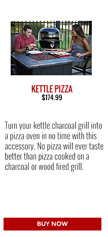 Kettle Pizza Band Kit