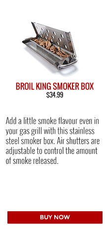 Broil King Stainless Steel Smoker Box