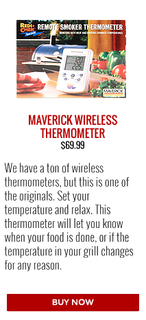 Barbecues Galore Gift Guide | Maverick ET732 Thermometer