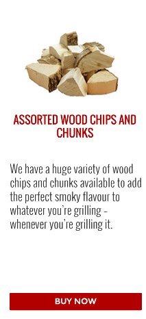 Variety of Wood Chips & Chunks