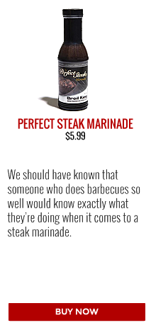 Barbecues Galore Gift Guide | Broil King Perfect Steak Marinade
