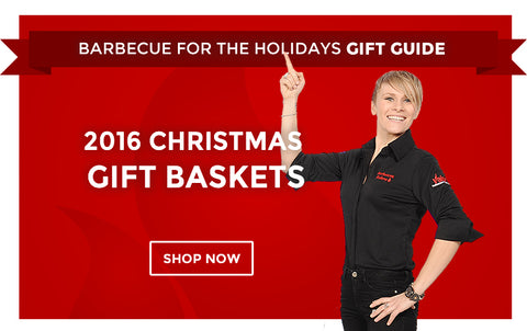 2016 Barbecue Themed Gift Baskets