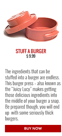 Charcoal Companion Stuff A Burger Press
