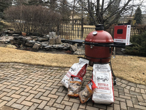 Weber Wood Chunks at Barbecues Galore
