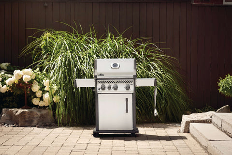napoleon rogue xt245 SIB Stainless Steel grill, barbecues galore