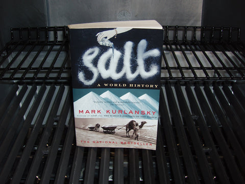Salt Cookbook by Mark Kurlansky